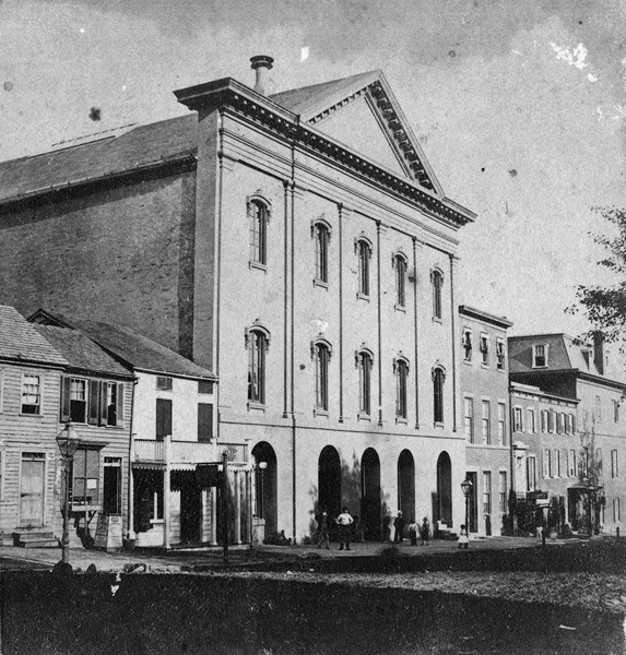 Photo of Ford's Theatre