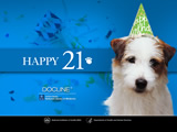 Tugger birthday wallpaper