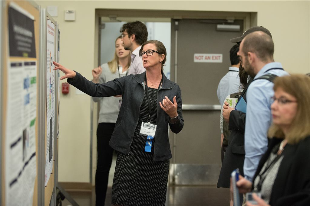 NLM 2017 Informatics Training Conference Awards Photo Gallery