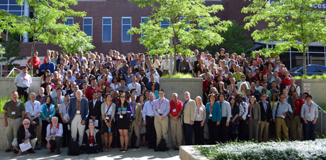 Photo of the participants at the 2013 NLM Training Conference.