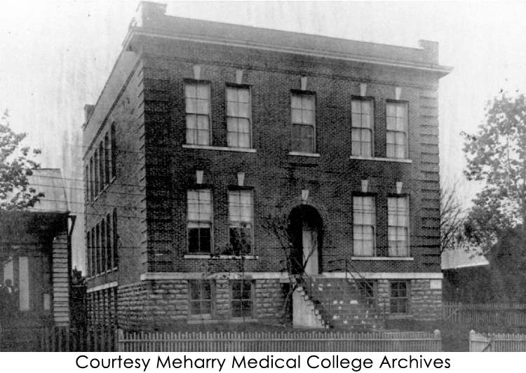 Meharry Medical School >> Pioneers in Academic Surgery - Opening Doors: Contemporary ...