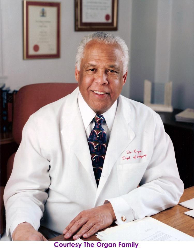 Dr Claude H Organ Jr Opening Doors Contemporary African American Academic Surgeons
