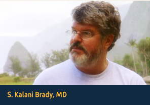 <p><a href='http://apps2.nlm.nih.gov/nativevoices/interviews/index.cfm?mode=video&amp;speaker=10&amp;clipId=15' target='_blank'>S. Kalani Brady, MD</a></p><p>S. Kalani Brady describes a modern Hawaiian concept of health. &#40;00&#58;51&#41;