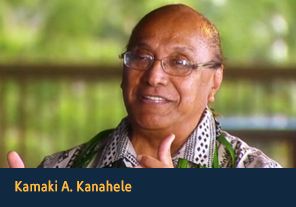 <p><a href='http://apps2.nlm.nih.gov/nativevoices/interviews/index.cfm?mode=video&amp;speaker=28&amp;clipId=3' target='_blank'>Kamaki A. Kanahele</a></p><p>Kamaki A. Kanahele describes Hawaiian concepts of medicine and healing. &#40;00&#58;10&#41;