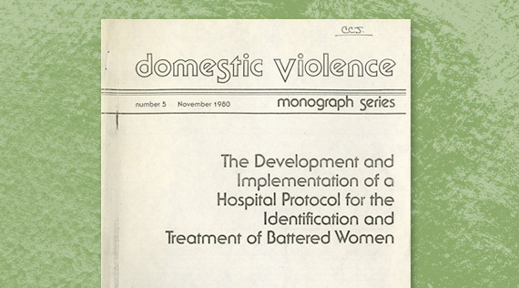 Monograph cover page with title and author information.