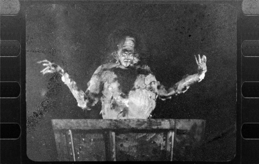 frankenstein the beginning of the creation of a monster The creation sequence merely takes place in a darkened room and is given far less space in the novel than universal announced that bride of frankenstein will be the next classic monster reboot (the first one being the mummy (1970), and frankenstein and the monster from hell (1974.