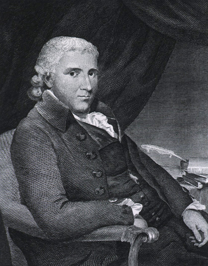 Portrait of Benjamin Bell, MD : artist unknown (engraving after Henry Raeburn, 1756-1823)