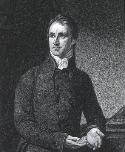 Portrait of Nathaniel Chapman MD