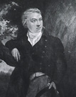 Portrait of Edward Jenner MD