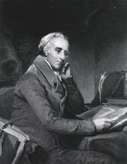 Portrait of Benjamin Rush, M.D.