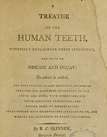 title page from A treatise on the human teeth