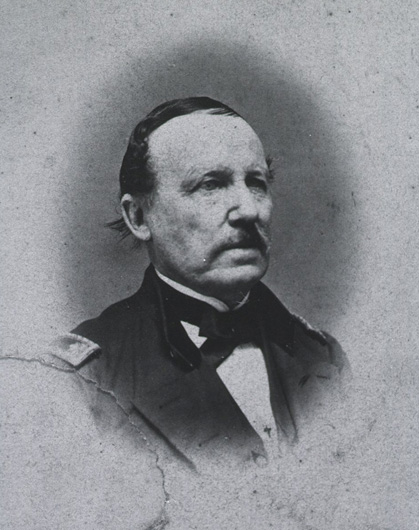 Portrait of Charles S Tripler