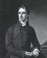 Engraving of Nathanial Chapman MD
