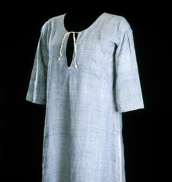 Photo of bathing gown