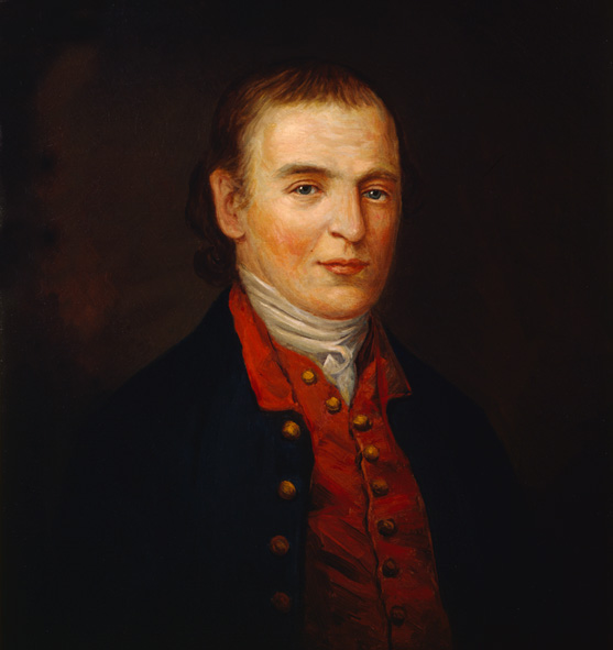 Portrait of Doctor James Craik