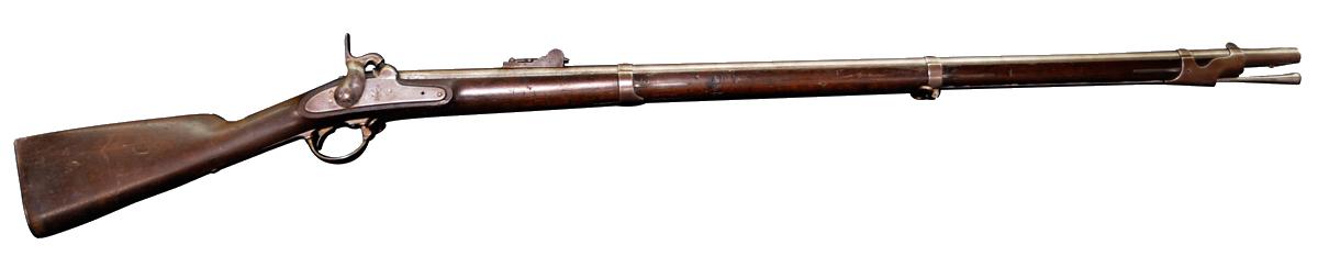 Musket 1850s courtesy harper's ferry national park