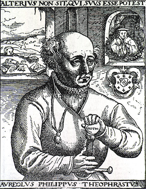 Paracelsus: Do Mandrakes Really Scream? Magic And Medicine In Harry