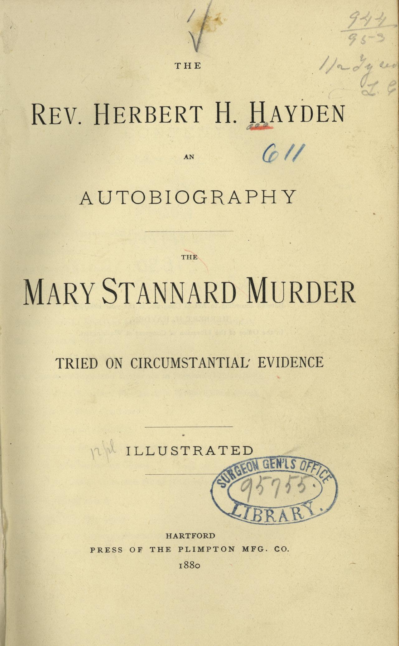 Murder Pamphlets - Pamphlets page 11