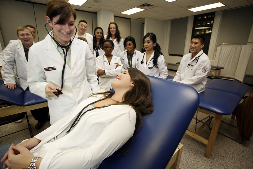 Touro University Pa Program >> Physician Assistants Collaboration And Care Diversity