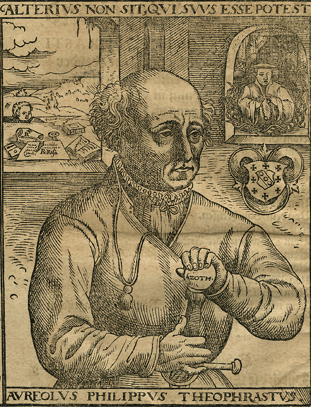paracelsus  five hundred years  three american exhibits