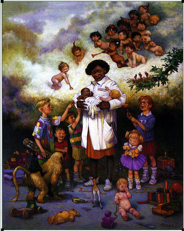 Perez On Medicine The Pediatrician