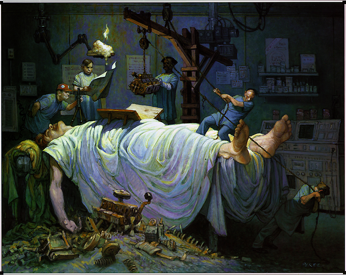 The Surgeon Net Worth