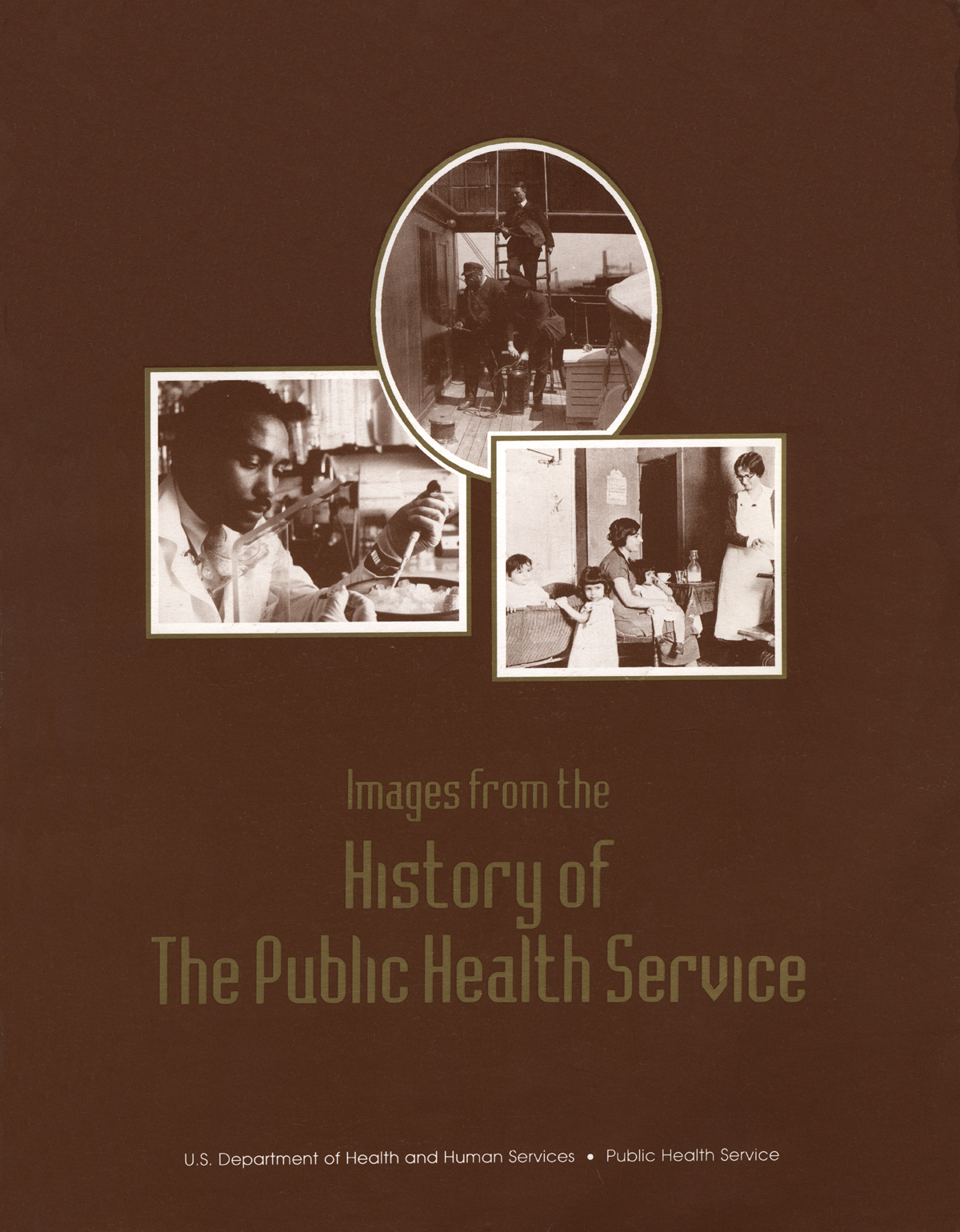 Images From the History of the Public Health Service: Index
