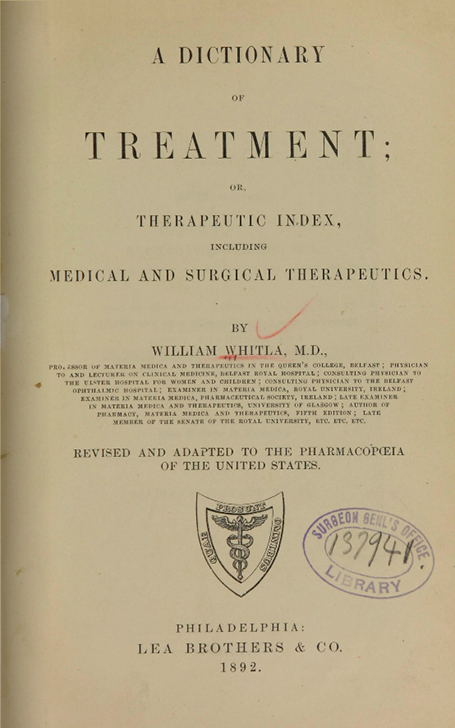 Picture of title page
