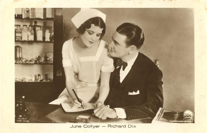 Nurse and patient romance