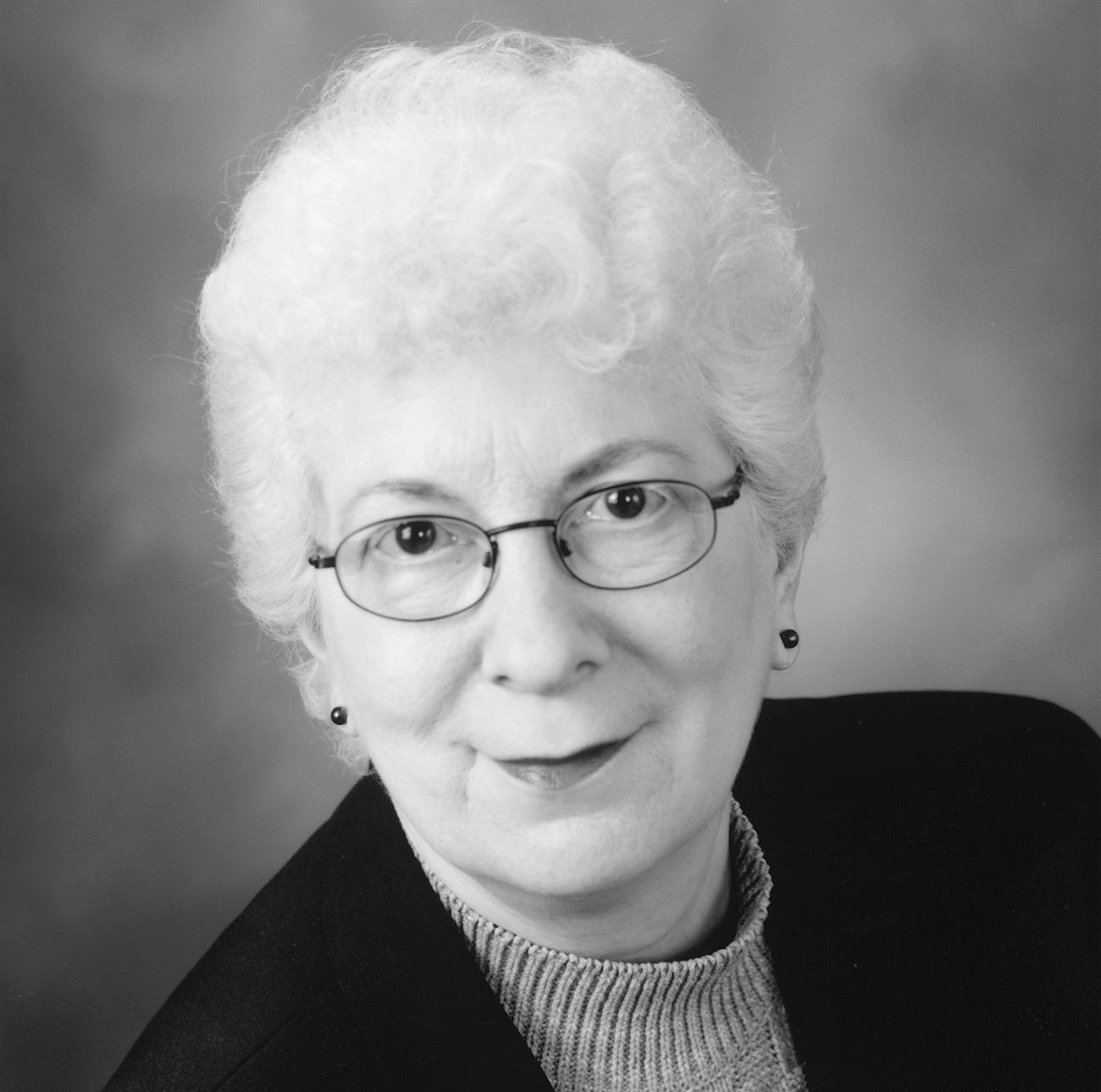 Barbara Perez (b. 1938)