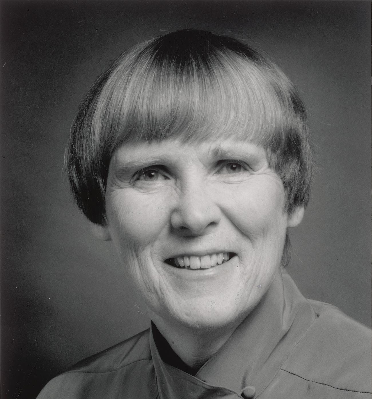 photo Barbara Perez (b. 1938)