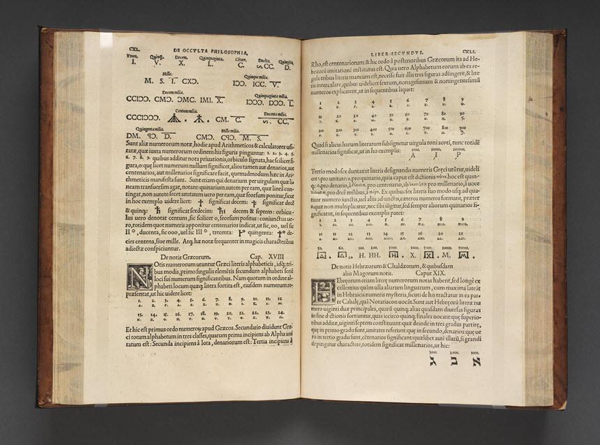 (Three Books Of Occult Philosophy), Heinrich Cornelius Agrippa Von  Nettesheim, ...