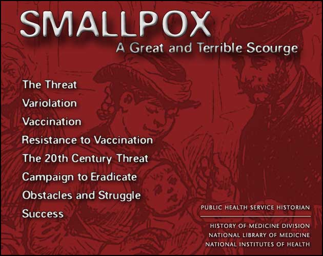 smallpox the multi millennium scourge essay Start studying global politics learn who launched plan to eradicate smallpox, the ancient scourge threatened 60% a multi-national space station created by.