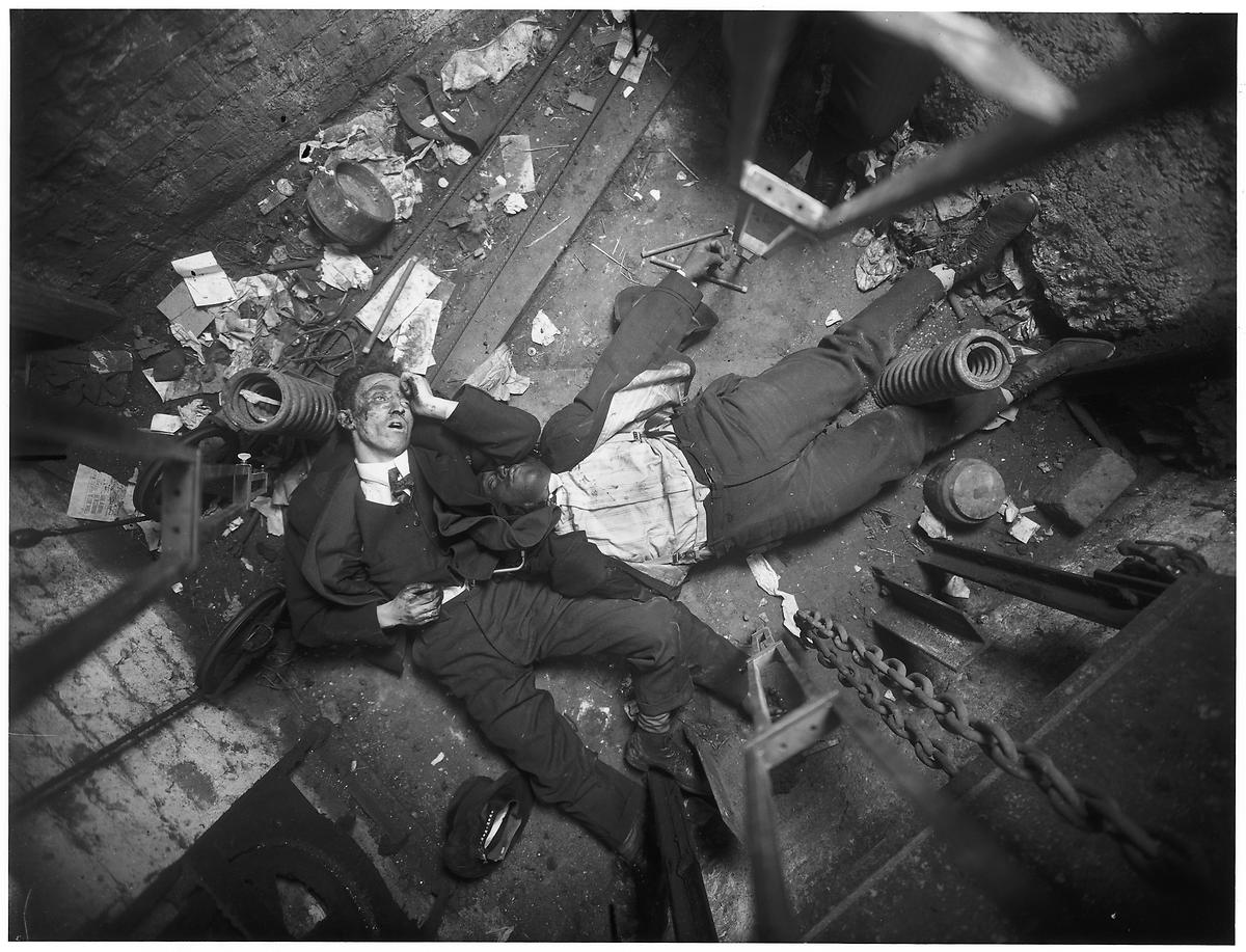 New york city crime scene 1914 1918 new york city municipal archives