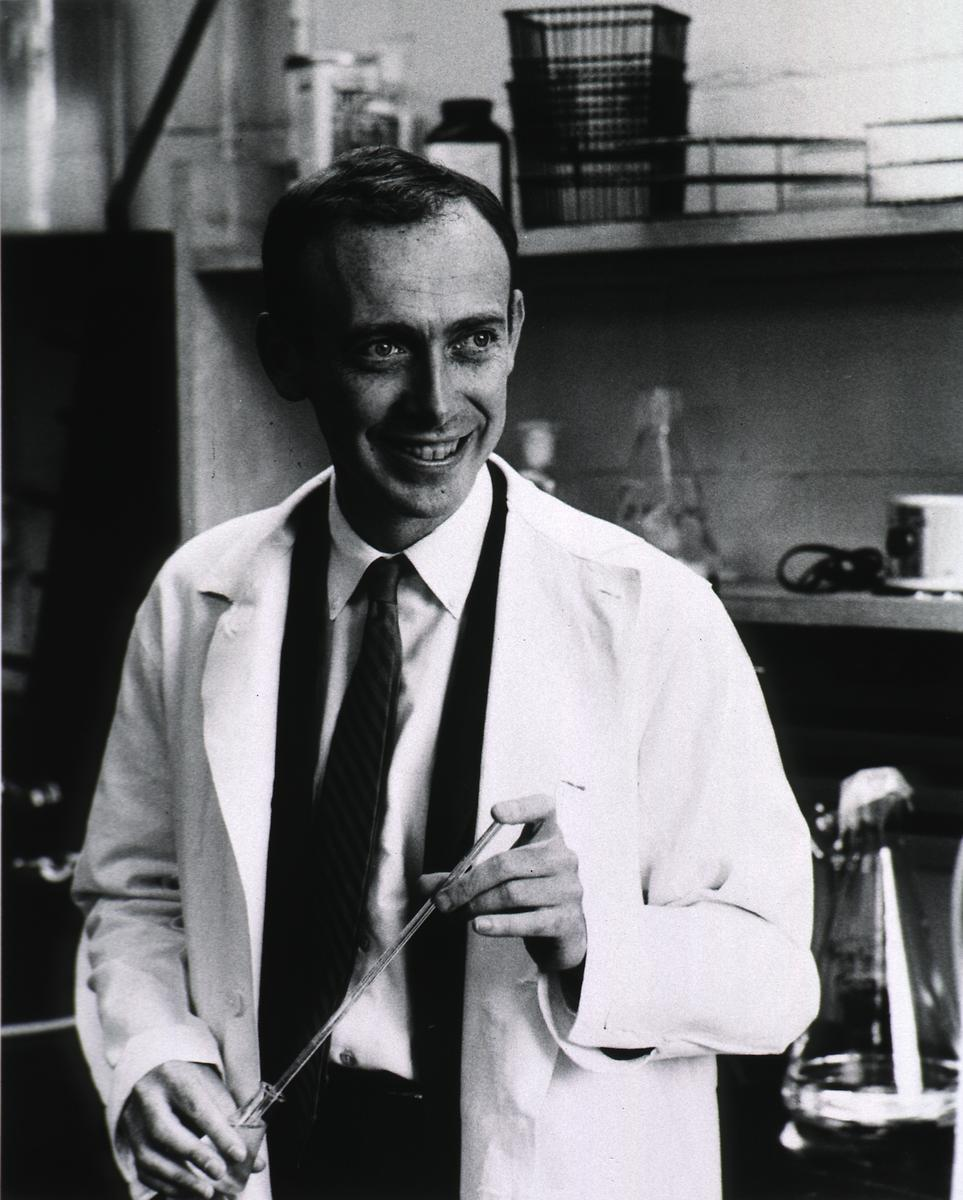 james watson The discovery in 1953 of the double helix, the twisted-ladder structure of deoxyribonucleic acid (dna), by james watson and francis crick marked a milestone in the history of science and gave rise to modern molecular biology, which is largely concerned with understanding how genes control the chemical processes within cells.