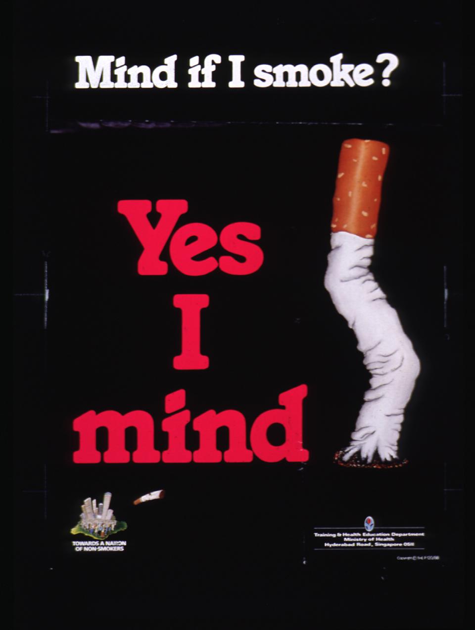 essays against cigarettes