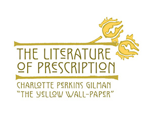 Yellow Wallpaper Essays Woman At A Desk The Literature Of Prescription Charlotte Perkins Gilman  And The Yellow Wallpaper Literary Essay Thesis Examples also Paper Essay The Literature Of Prescription Charlotte Perkins Gilman And The  Essays For Kids In English