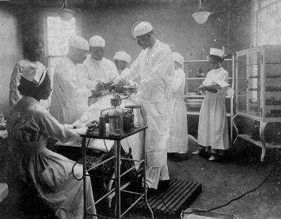 Istorija medicine Frederickbig