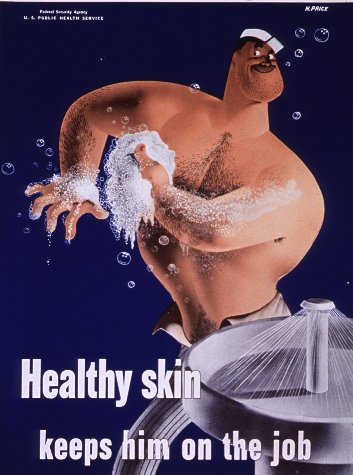 the posters personal hygiene campaign poster