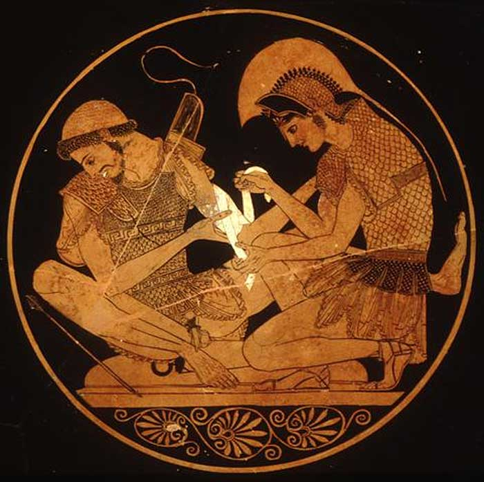Achilles hector and oedipus heroism essay