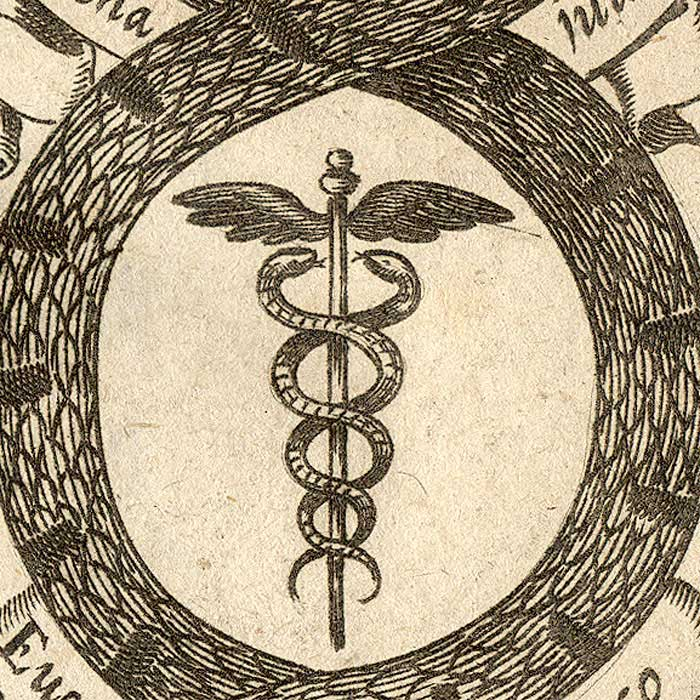 Greek Medicine The Caduceus