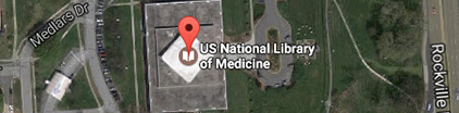 Google Maps locator of the National Library of Medicine.