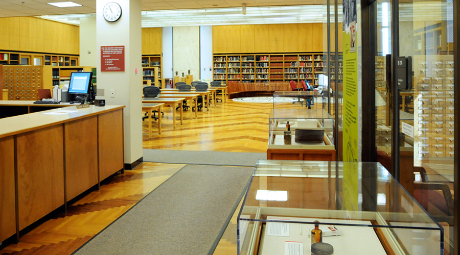 History of Medicine Reading Room
