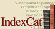 IndexCat logo.