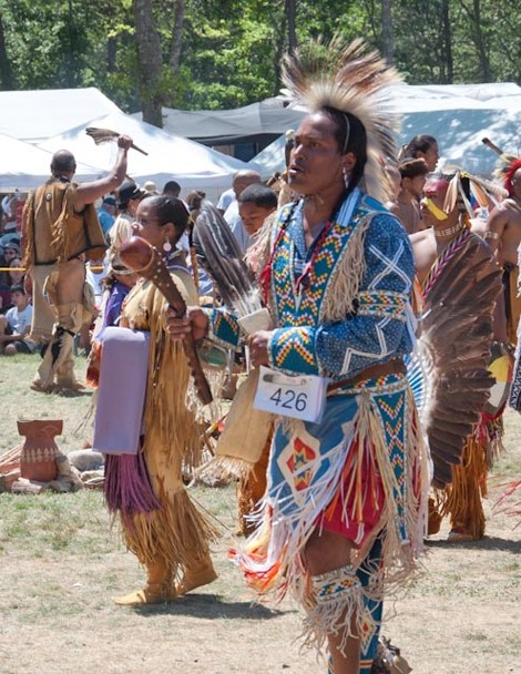 Why are all the Wampanoag Indians in New England mixed with Cape ...
