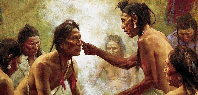 an introduction to the cree a group of native american people One of our 1400+ native american legends - warriors of the rainbow (cree)  (cree) first people:: american  these warriors would give the people principles or.