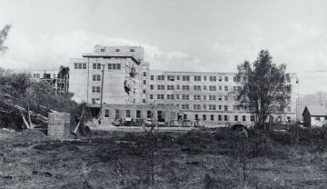Anchorage Hospital Construction