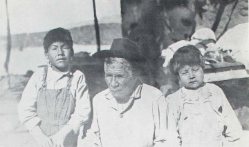 Photograph of Rincon Reservation, Mission Indians, California