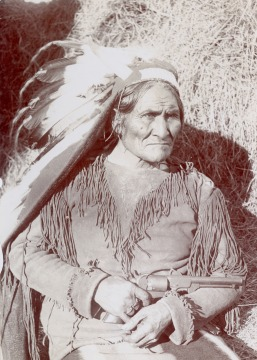 Geronimo, Chief of the Mountain Apaches