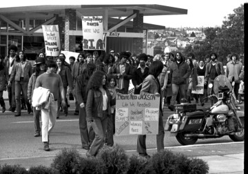 Native Americans Protest Against BIA, fishing, 1971